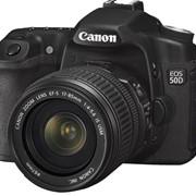 Прокат зеркального фотоаппарата Canon EOS 50D + Canon EF-S 17-85mm IS USM фото