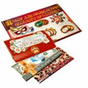 Праздничная полиграфия: приглашения, конверты для денег, плакаты, гирлянды, растяжки, ростомеры, наклейки, значки. фото