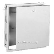 Металлический ящик для коллекторов 800x450x110 фото
