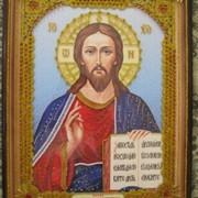 Иконы Господь Вседержитель (Черкассы), икона Божьей Матери, иконы святых, иконы Богородицы, купить иконы, цена на иконы, иконы от производителя, иконы Святых купить. фото
