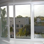 Окна металлопластиковые STEKO ,Rehau, KBE, WDS фото