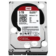 Накопитель HDD SATA 5.0TB WD Red 5400rpm 64MB (WD50EFRX) фото