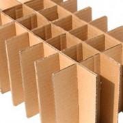 Решетки, картонные прокладки для ящиков фото