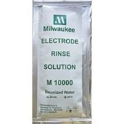 Промывочная жидкость для электродов pH и ORP ОВП метров Milwaukee 20мл фото