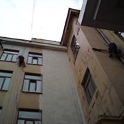 Капитальный и косметический ремонт фасадов. фото