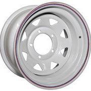ORW ORW диск УАЗ стальной белый 5x139,7 7xR15 d110 фото
