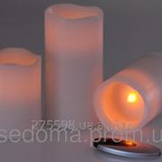 Набор Натуральные свечи на пульте управления фото