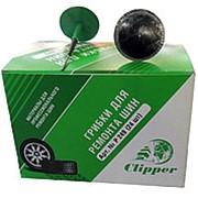 CLIPPER набор грибков P249 для легковых колес ножка-5,5мм, шляпка-42мм (24шт.) фото