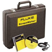 SCC290, Программное обеспечение FlukeView для серии Fluke 290 и кейс фото