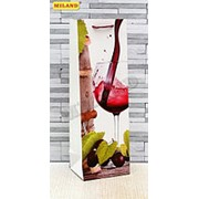 "Пакет подарочный Dream Cards ""Молодое вино"", 12х36х8,5, см., мат. ламин., ПКП-1255 фото"