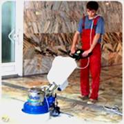 Шлифовка и полировка мрамора фото