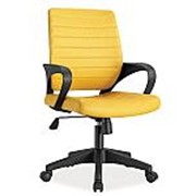 Кресло компьютерное Signal Q-051 (желтый) фото