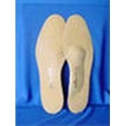 Стельки ортопедические фото