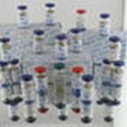 Реализация медицинских иммунобиологических препаратов, питательных сред, лабораторных животных фото