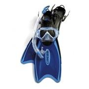 Комплект palau saf bag ласты, маска, трубка фото