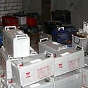Утилизация свинцовых аккумуляторов, щелочных. фото