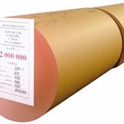 Бумага упаковочная для продуктов. Бумага для гофрирования фото