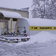 Станции газозаправочные с наземными резервуарами фото