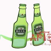 """Очки """"Бутылка пива"""" фото"""