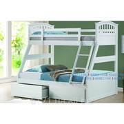 Кровать Слиппер 1900*900/1400 фото