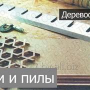 Ножи и пилы для деревообработки фото
