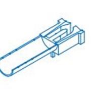 Капельник для отвода влаги из дренажных пазов ТПУ-116 фото