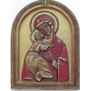 Икона Владимирская Божьей матери фото