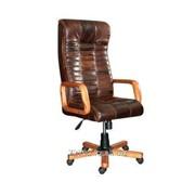 Кресло офисное для руководителя 200-94 Консул №2 фото