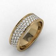 Обручальное кольцо на заказ фото