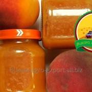 Пюре персиковое на экспорт (200кг) фото