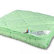 Одеяло из волокна бамбука Стандарт полутораспальное сверхлегкое фото