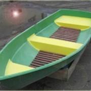 Catran 410 - бюджетная гребная лодка для водных прогулок и рыбалки фото