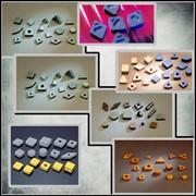 Пластины керамические с покрытием на основе нитрида кремния фото