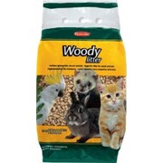 WOODY LITTER 10 lt cats фото