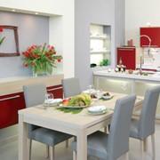 Модель Trend Cervena Мебель кухонная фото