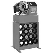 Система быстрой замены колодок при установках опрессовки фитингов FINN-POWER фото