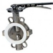 Затвор дисковый поворотный VFY/LG (SYLAX) Danfoss Ду 250 Ру 16 фото