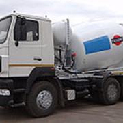 Автобетоносмеситель 69364А шасси МАЗ-6501В5-441-000 9м3 фото