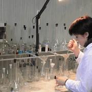 Лабораторные исследования материалов полевошпатовых и кварц-полевошпатовых фото