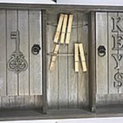 """Ключница декоративная """"House Keys"""" YS109/106В фото"""
