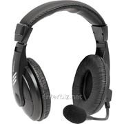 Гарнитура Defender Gryphon HN-750 Black (63750) фото