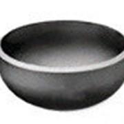 Заглушка эллиптическая 89 х 4,0 фото