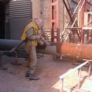 Пескоструйная обработка металлических изделий в Астане фото