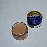 SAPHIR - 41 Крем банка СТЕКЛО Creme Surfine, 50мл. (buff) фото