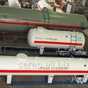 Резервуар для сжиженных углеводородных газов (СУГ) надземный СР054.000.00 фото