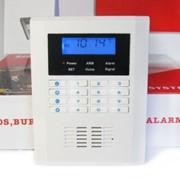 GSM охранная сигнализация GSM017 с беспроводными датчиками для охраны Вашей собственности и имущества фото