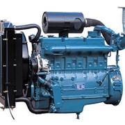 Двигатель Doosan D1146T фото