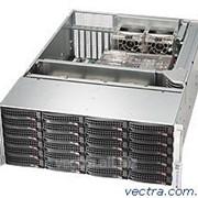 Supermicro Server Chassis 4U 920W EATX (CSE-846BE16-R920B) фото