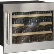 Монотемпературный встраиваемый винный шкаф Climadiff AV24XI на 24 бутылки фото