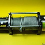 Лебедка автомобильная electric winch 12вт на 4.75 тонн фото